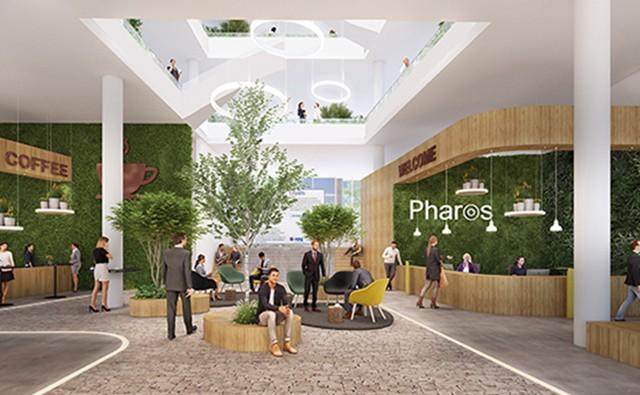 Een ambitieus en ondernemend architectenbureau
