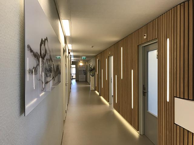 CUBE architecten, ontwerp prive kliniek